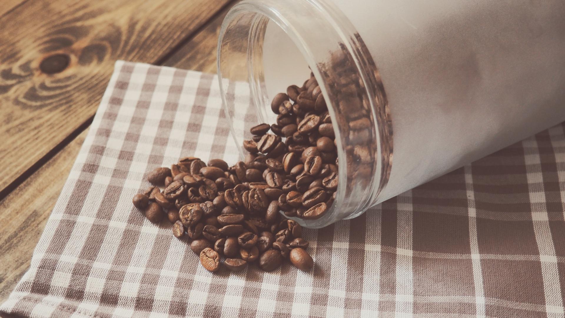 kaffe i kylen